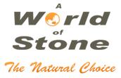 World Of Stone Logo