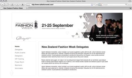 NZ Fashion Week