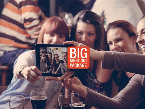 Big Night Out Package!