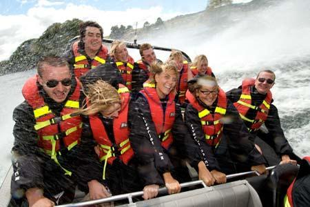 Jet Boat-Floatplane Thrill Ride