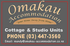 Omakau Accommodation