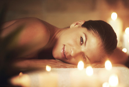 Indulge yourself at the Spa