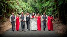 Stunning Rotorua Lakeside Wedding Venue