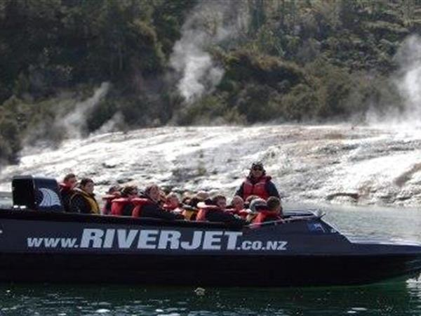 NZ Riverjet takes centre stage on US TV show