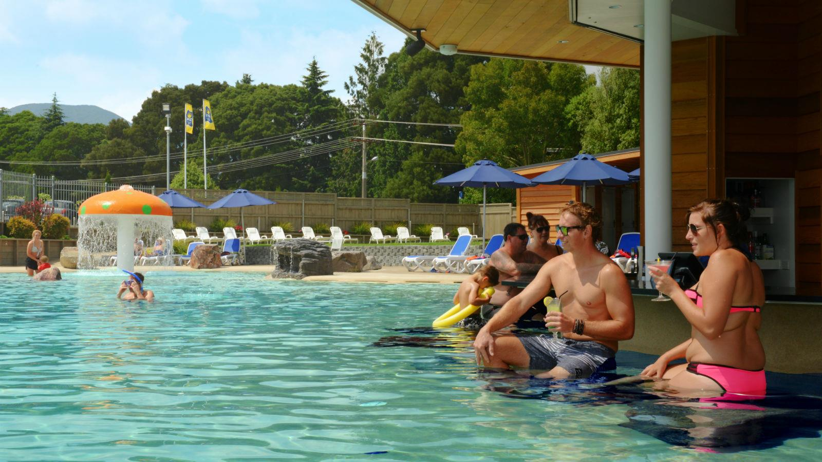 Take a dip!