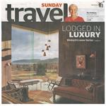 Lodged in Luxury, NZ Herald March 2016