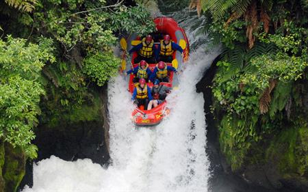 The Kaituna River is back!