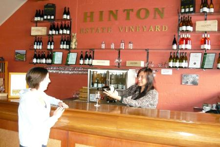 Hinton Estate Vineyard