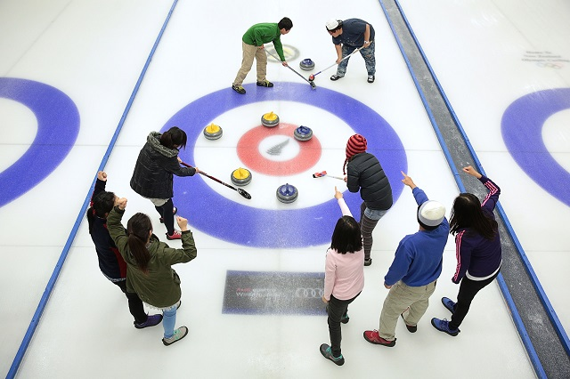 Maniototo Curling International