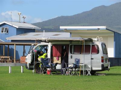 Powered Site