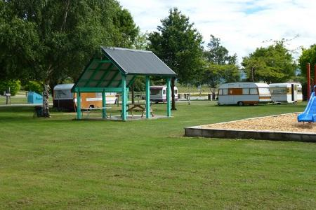 Omakau Recreation Reserve Camping Ground