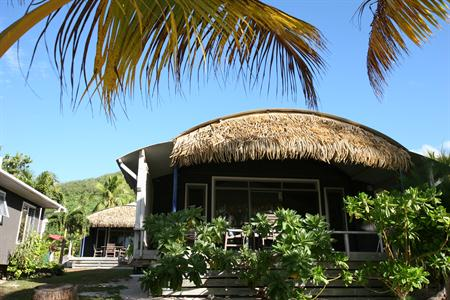 Absolute Beachfront  Villa
