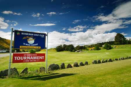Roxburgh Golf Club