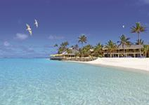 Sanctuary Rarotonga - on the beach