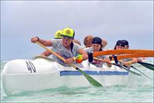 Bank of the South Pacific Vaka Iti Secondary Schools Regatta