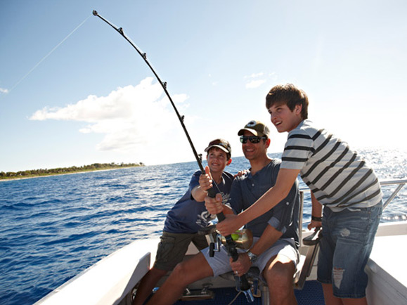 ico-fish Island Adventures