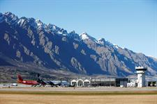 Queenstown Airport is voted worlds best runway view