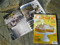 Cuisine Magazine - Central Otago Feature