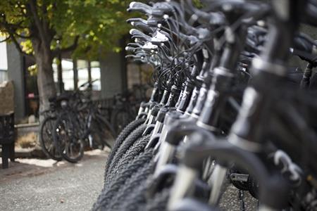 Bike Hire & Cycle Shops