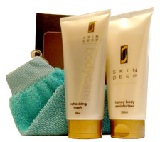Body Beautiful Gift Pack