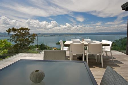 Acacia Cliffs Lodge - Luxury Accommodation Taupo