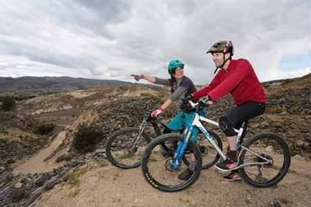 Cycling & Mountain Biking Trails