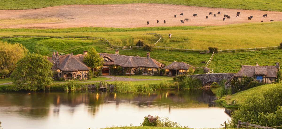 Hobbiton Movie Tours
