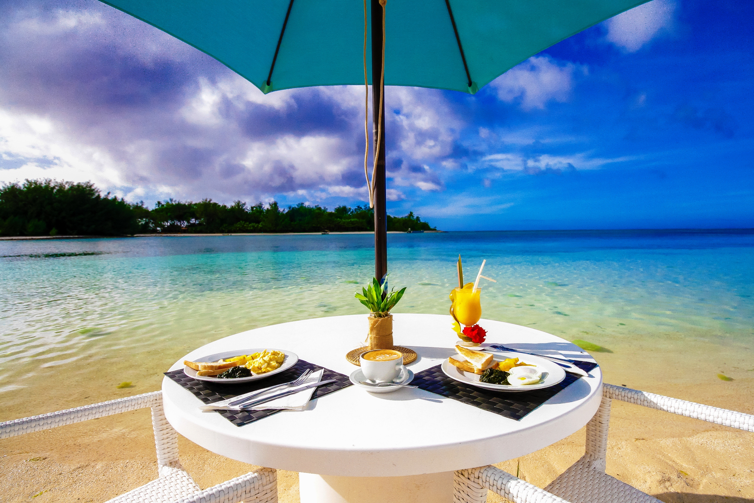 Fancy a Romantic Breakfast on the beach??