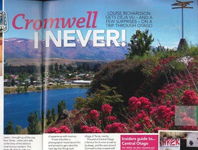 NZ Womans Weekly - Feb 2015