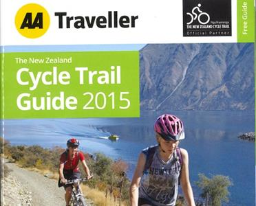AA Cycle Trail Guide 2015