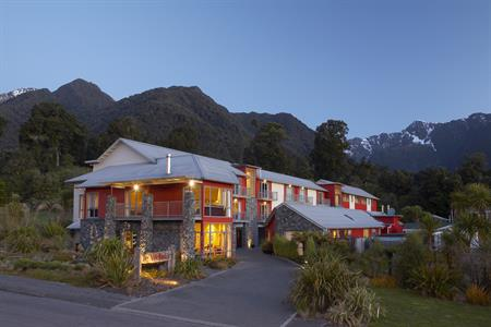 Distinction Hotels, Fox Glacier Hotel
