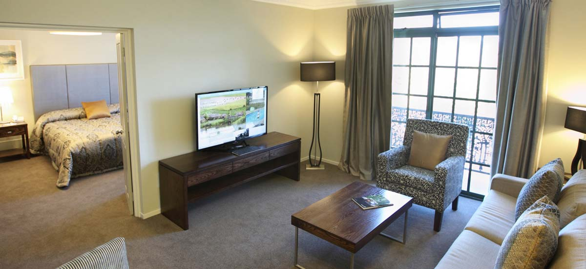 Rotorua Sweet Suite Package