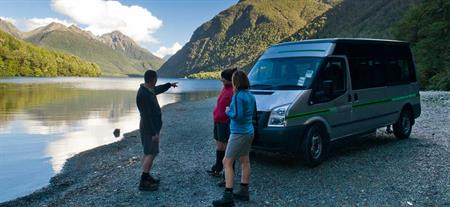 Milford Sound With The Locals
