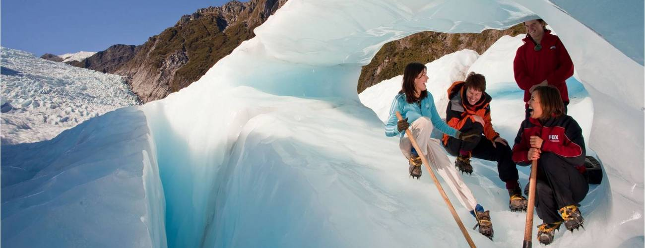 Explore Scenic NZ Icons - Fox Glacier