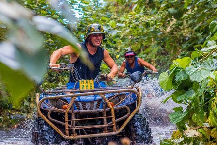 RARO QUAD TOURS SPECIAL NZ$125PER QUAD