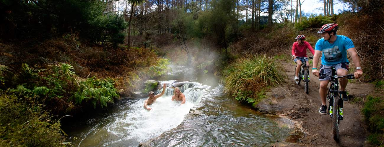 Bikers Getaway Package  - Rotorua