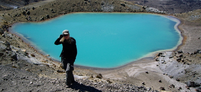 Tongariro Alpine Crossing Summer Package