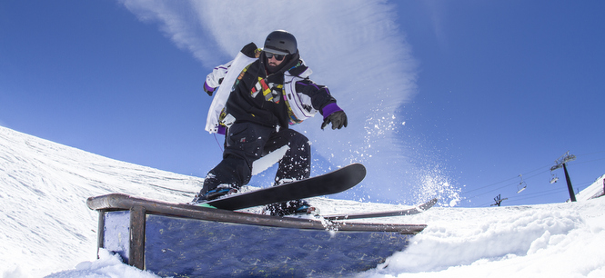 Mid Week Ski Package - Ruapehu