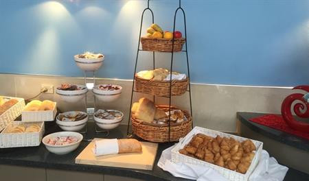 Experience Our New Breakfast Buffet