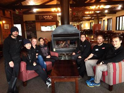 Spotlight on The Park Hotel Ruapehu