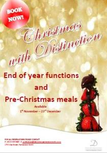 Palmerston North Christmas Functions