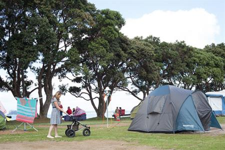 Beachfront Sites