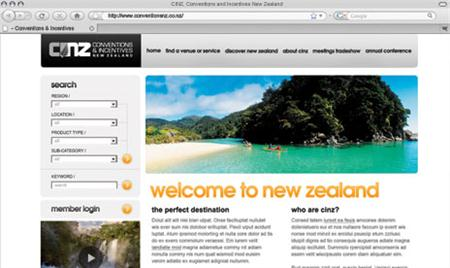 Conventions & Incentives New Zealand