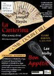 The Little Box of Operas - Comic Double Bill