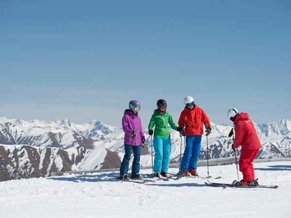 Winter Season at Cardrona
