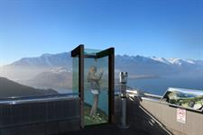 Skyline Queenstown plans New Zealand's first suspended viewing cube