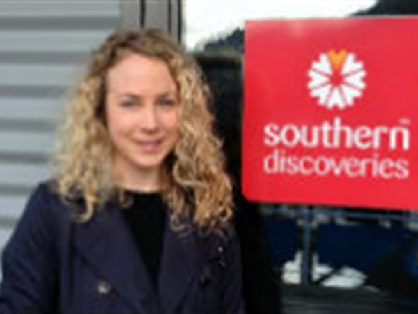 Southern Discoveries welcomes new marketing team member