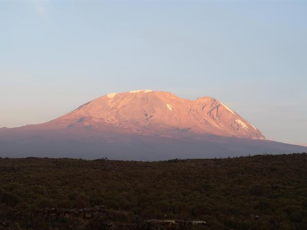 Mount Kilimanjaro Trek via Arrow Glacier