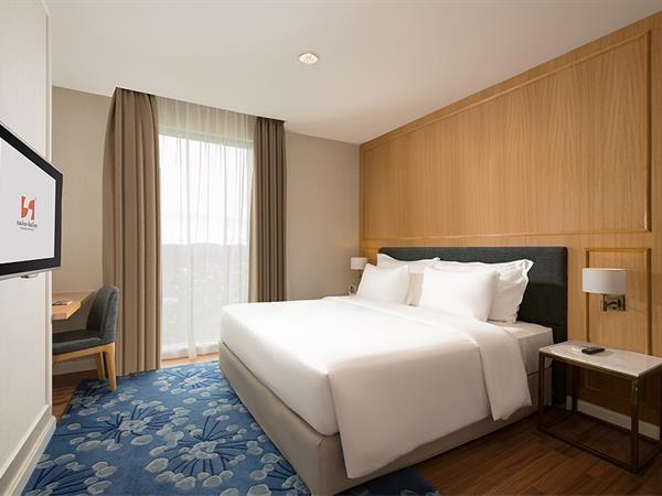 Executive Suite Room Swiss-Belinn Singkawang