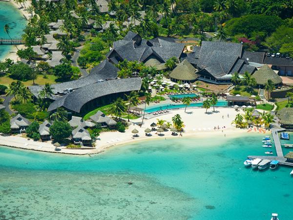 Intercontinental Resort And Spa Moorea